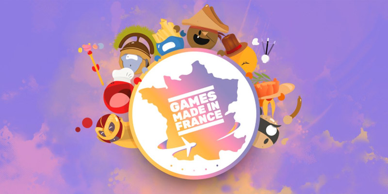 Games made in France